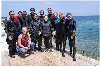 AAUS Scientific Diver course