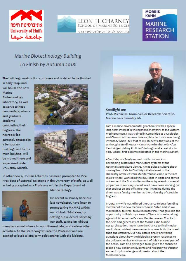 Read the MKMRS 2nd newsletter